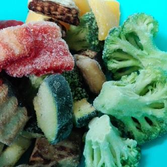 冷凍食品画像