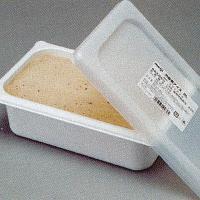 渋皮栗アイス